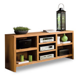 "Lifestyle 73"" Oak Console"