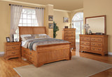 Lancaster King Sleigh Bed