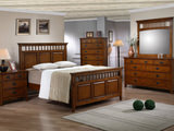 Trudy King Panel Bed