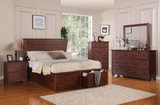 Montego Queen Storage Bed
