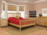 Stratford King Slat Bed