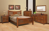 Heartland Mission Queen Bed
