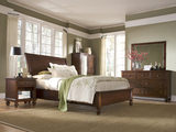 Mirada Queen Sleigh Bedroom Suite