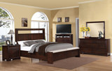 Riata Queen Bedroom Suite with Storage Footboard Bed