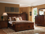 Monroe Queen Sleigh Bedroom Suite