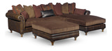 Olivier 2 Piece Modular Sectional