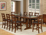 Deluca Gathering table and 4 counterstool