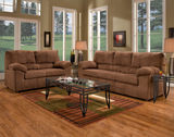 Connor Sofa with Free Loveseat