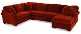 Ridgemont 3 Piece Sectional