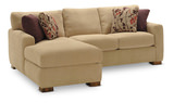 Anita 2 Piece Modular Sectional