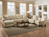 Basker 2 Piece Modular Sectional