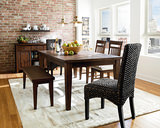 Montego Table with 4 Side Chairs