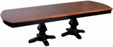 Riverside Double Pedestal Table