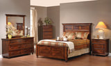 Springfield Queen Bedroom by Amish Craftsmen