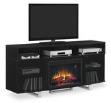 Enterprise Fireplace Media Console