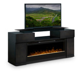 Concord Electric Fireplace and Media Console