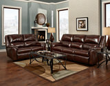 Jacob Reclining Sofa And Reclining Loveseat Set