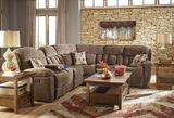Lincoln 6-Piece Reclining Modular Sectional