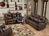 Avalon 3 Piece Leather Power Reclining Group (Sofa, Sofa w/Console and Recliner)