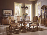 Villa Cortina Round Table With 4 Side Chairs
