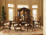 Bolero Rectangular Dining Table With 4 Side Chairs