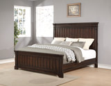 Heritage Court 4 PC Queen Bedroom Suite with Dresser