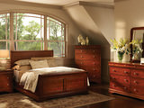 French Classic King Bed