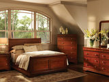 French Classic Queen Bed