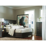 Transitional King Bedroom Suite