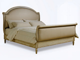 Provenance Upholstered Queen Sleigh Bed