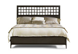 Whiskey Oak Queen Sleigh Bedroom Suite