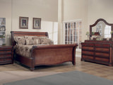 Napa 4 PC King Sleigh Bedroom Suite