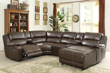 Charlotte 6-Piece Reclining Modular Sectional