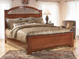 Fairbrooks King Poster Bed