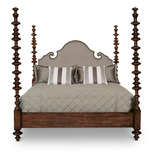 Vestige Upholstered King Bed